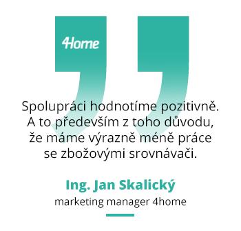 Jan Skalický z 4home hodnotí spolupráci s BiddingTools