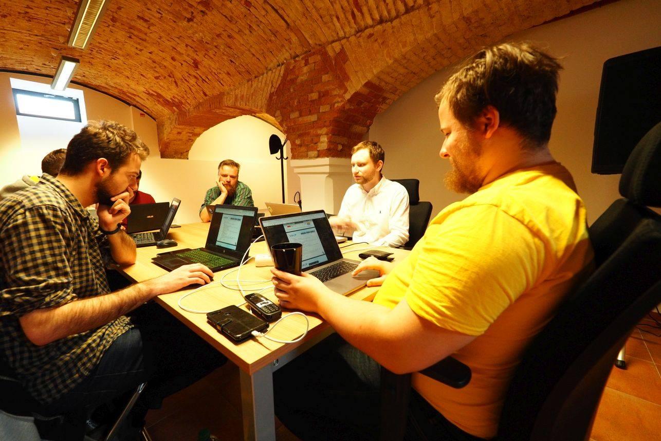 Účastníci plzeňského Xemel workshopu