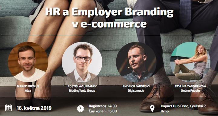 Panelová diskuze na téma HR a Employer Branding