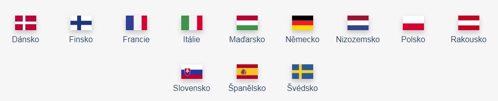 13 zemí ShopAlike