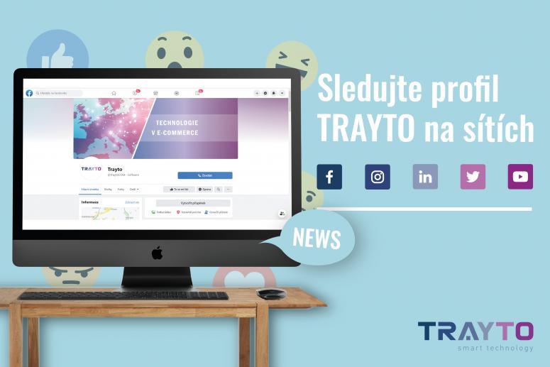 Trayto sjednocuje sociální sítě pod jeden profil