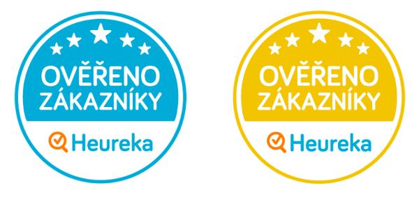 Certifikát Ověřeno zákazníky Heureka
