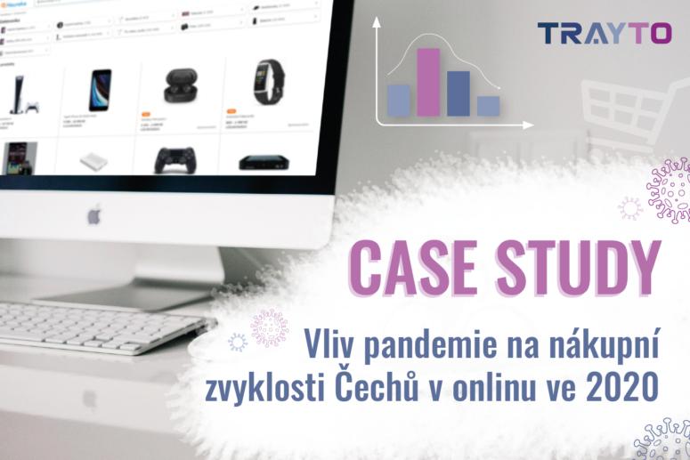Case study: Vliv pandemie na nákupní zvyklosti Čechů 2020 obrázek Trayto blog